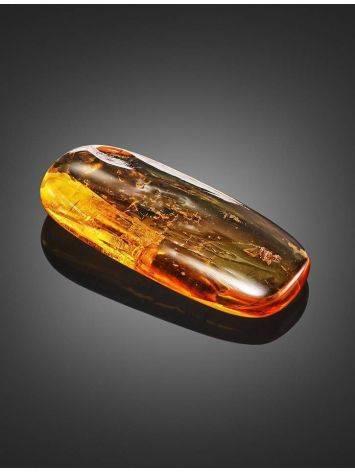Сувенирный янтарь с инклюзом маленького паучка, фото , изображение 3