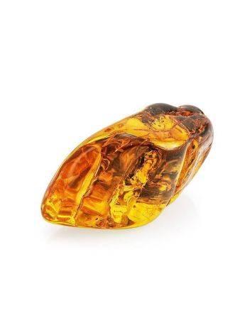 Сувенир из натурального янтаря с инклюзами, фото , изображение 4