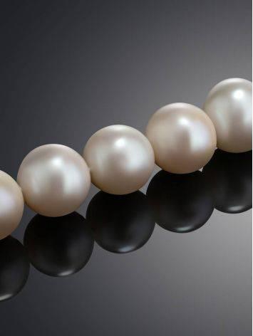 Восхитительное жемчужное ожерелье «Ариэль», фото , изображение 2